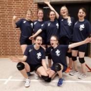 U14-Mädchen holen Bronze bei den Scandinavians Masters 2019