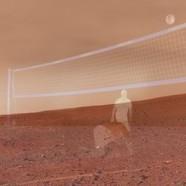 Beachen auf dem Mars