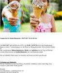 Sommerfest und Kinderflohmarkt der Abteilung Kinder- und Jugendturnen am 9. Juli 2017